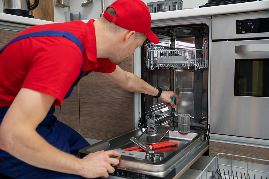 5 Signs that your Dishwasher needs a Repair Service